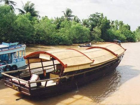 CAI BE PRINCESS- A TASTE OF MEKONG (Private day Cruise)