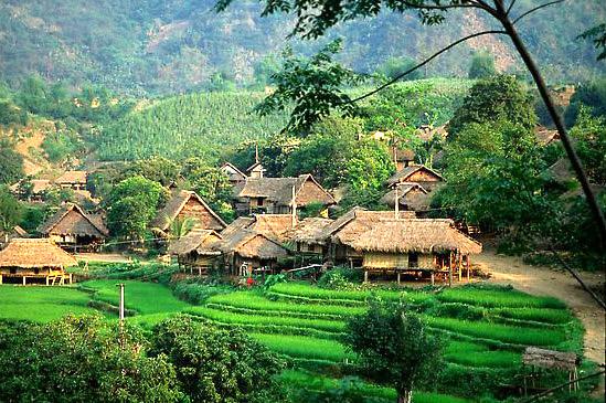 Mai Chau Valley Break 2 days – Small Group