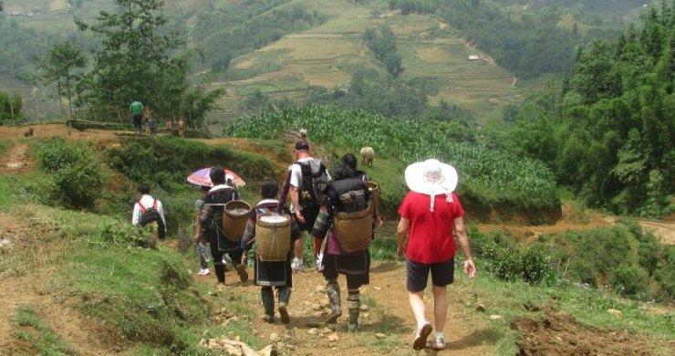 Sapa trekking 3 days – Hotel & Homestay
