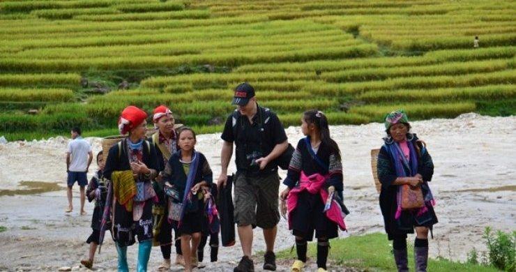 Sapa Trekking – Ethnic Market 3 days