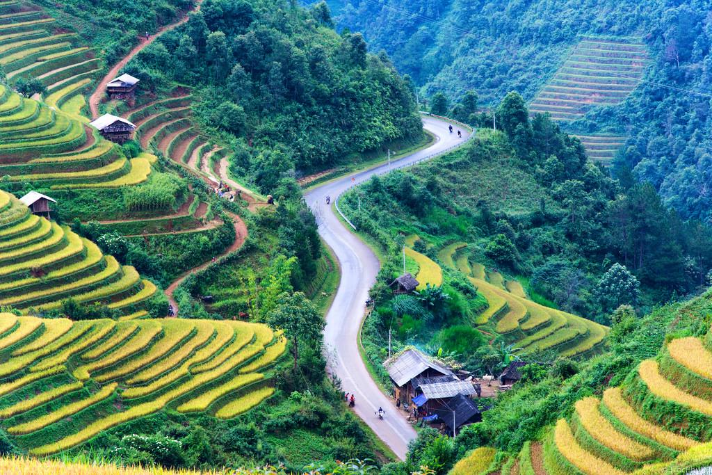 Tour Ha Noi – Mu Cang Chai trekking 3 days 2 nights