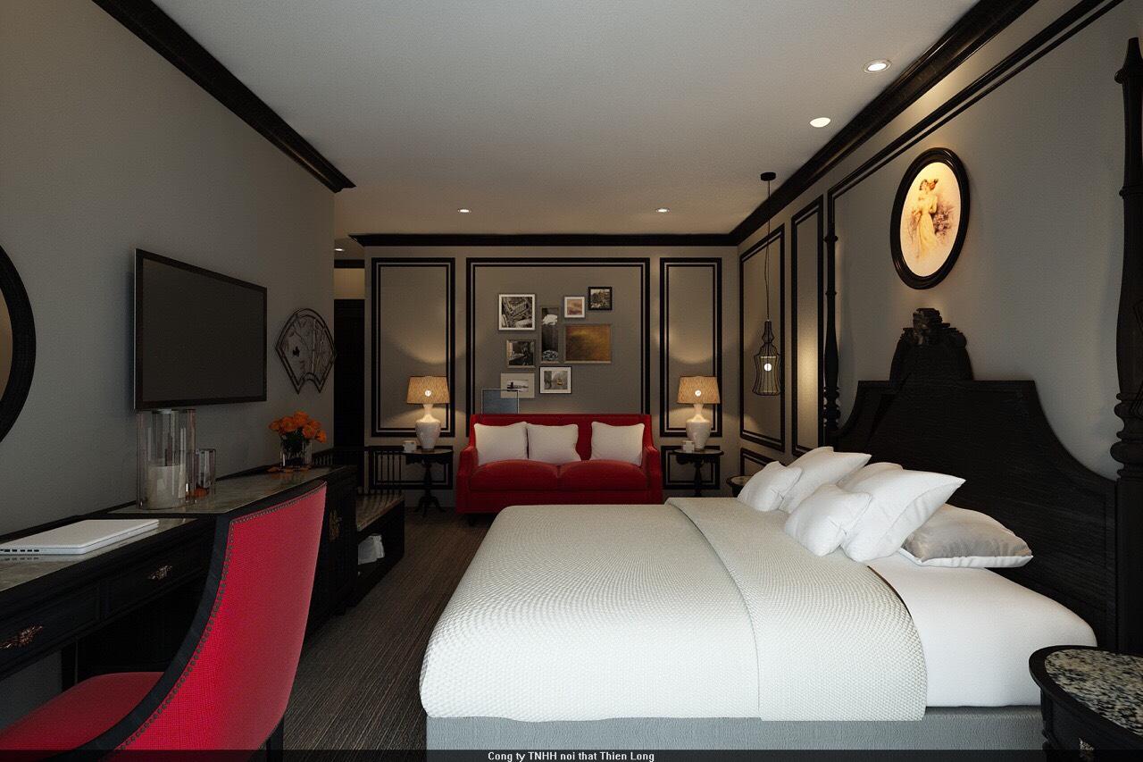 SHINING CENTRAL HOTEL – PEONY CRUISE -HONEYMOON PACKAGE